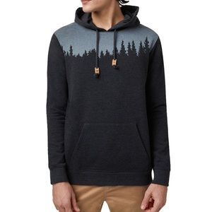 Men's Tentree Juniper Hoodie Sweatshirt Large
